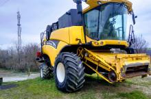 New-Holland CX840