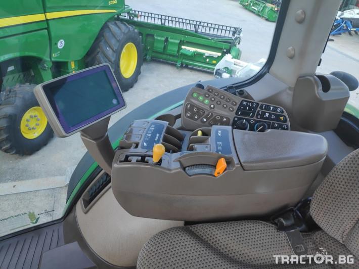 Трактори John-Deere 8320R 8 - Трактор БГ
