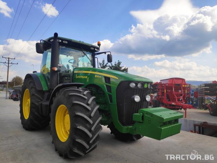 Трактори John-Deere 8320R 9 - Трактор БГ
