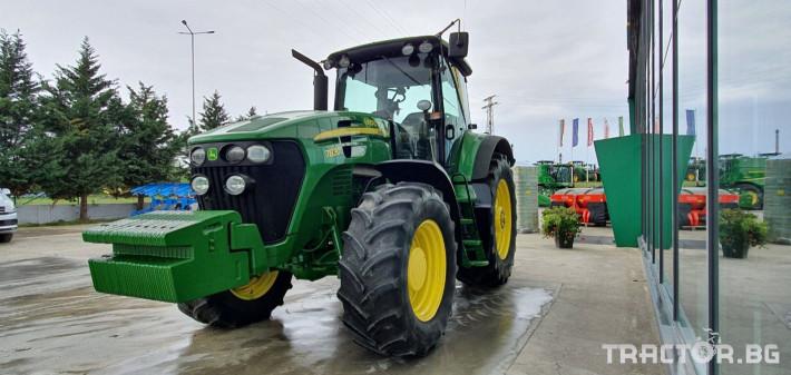 Трактори John-Deere 7830 0 - Трактор БГ