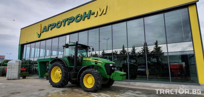 Трактори John-Deere 7830 2 - Трактор БГ