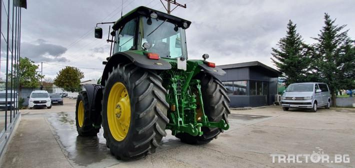 Трактори John-Deere 7830 4 - Трактор БГ