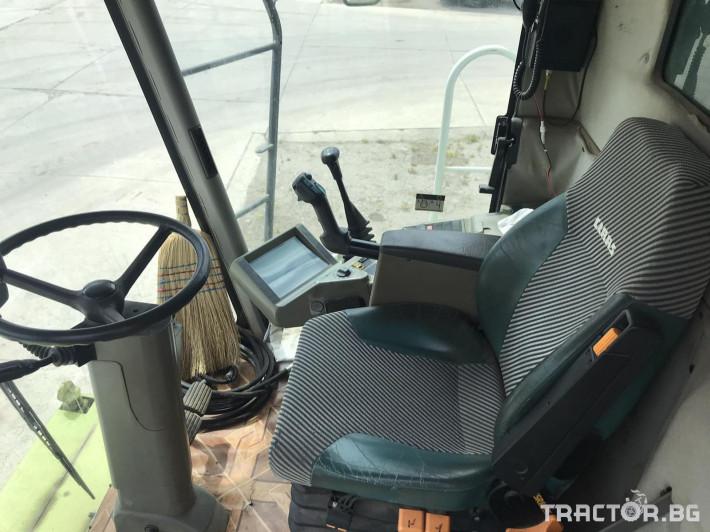 Комбайни Claas Lexion 460 5 - Трактор БГ