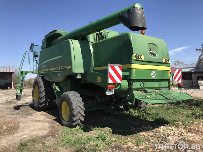 Комбайни John-Deere 9680 WTS 4 - Трактор БГ