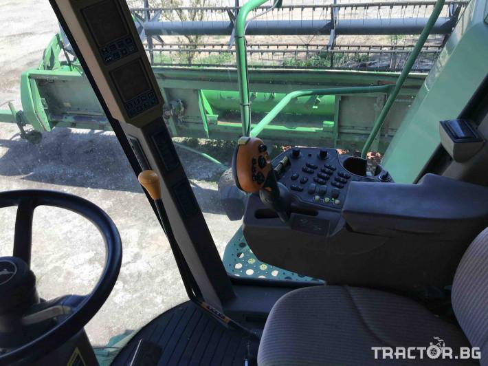 Комбайни John-Deere 9680 WTS 6 - Трактор БГ