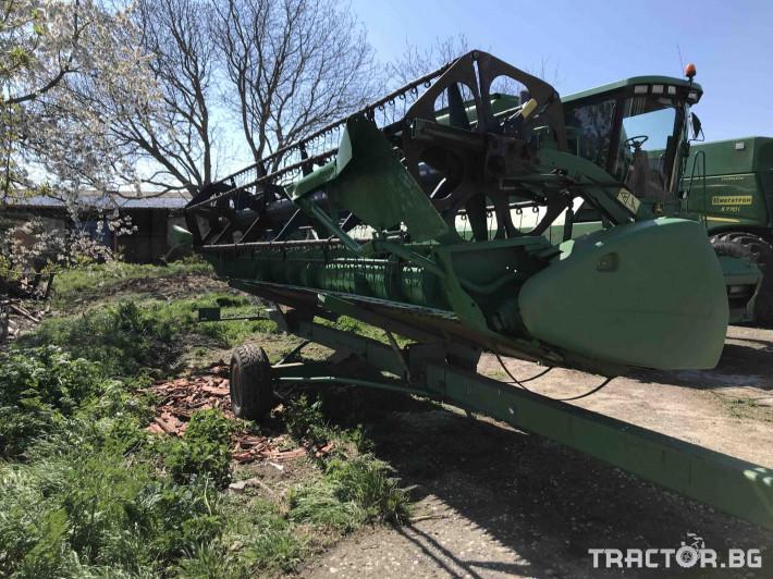 Комбайни John-Deere 9680 WTS 7 - Трактор БГ