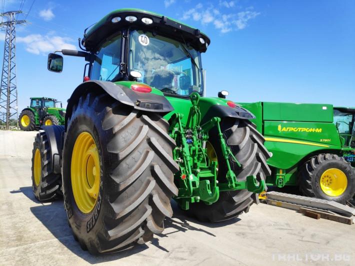 Трактори John-Deere 8320R 5 - Трактор БГ