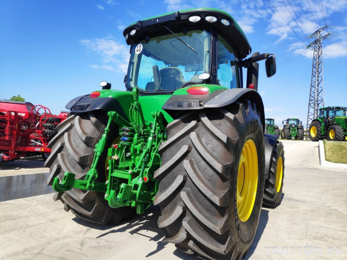 Трактори John-Deere 8320R 6 - Трактор БГ