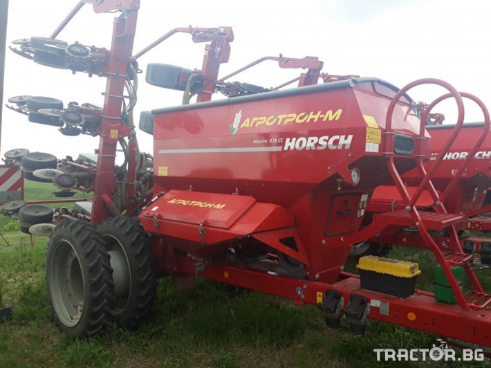 Сеялки Horsch Maestro 8.70CC 0 - Трактор БГ