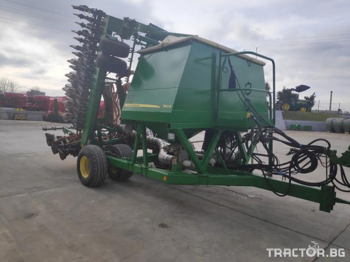 Сеялки John-Deere 740А 0 - Трактор БГ