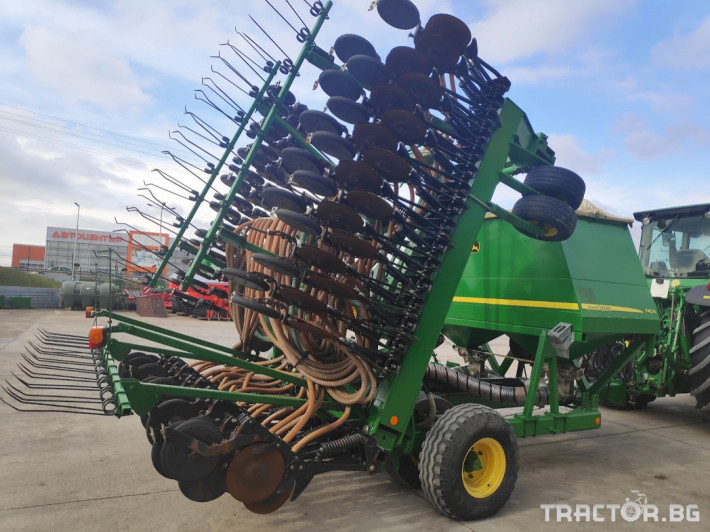 Сеялки John-Deere 740А 6 - Трактор БГ