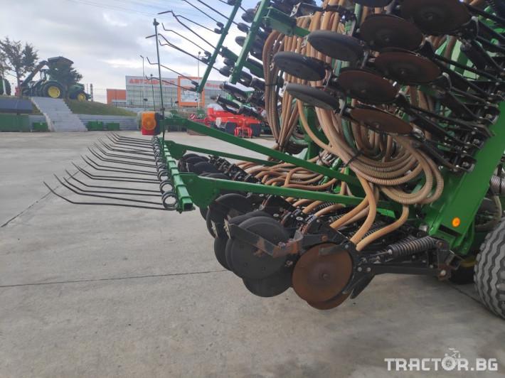 Сеялки John-Deere 740А 8 - Трактор БГ