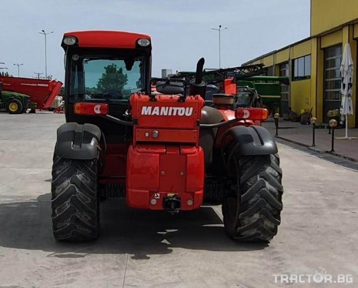 Челни товарачи Manitou MLT 731 T 2 - Трактор БГ